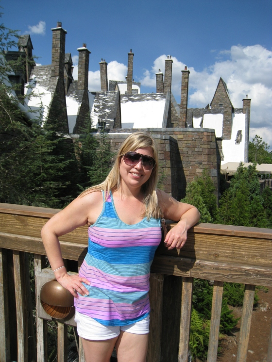 Engagement Vacation Part I: Islands of Adventure